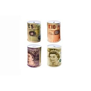 Money Saving Tin