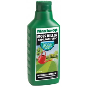 Maxicrop Moss Killer and Lawn Tonic 1L