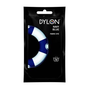 Dylon Fabric Hand Dye 50g Navy Blue