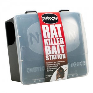 Nippon Rat Killer Bait Station