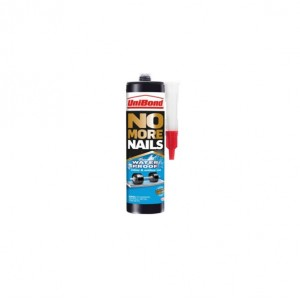 Unibond No More Nails Waterproof Cartridge 300ml