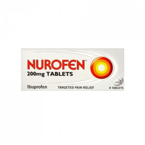 Nurofen 200mg Tablets (8 Pack)