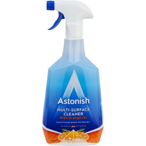 Astonish Multi-Surface Cleaner With Orange Oil 750ml