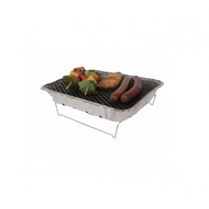 Pagoda Disposable BBQ 27cm x 22cm
