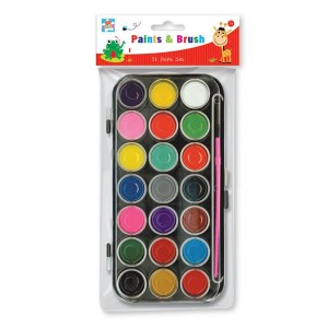 Anker Paint & Brush Set (21 Pack)