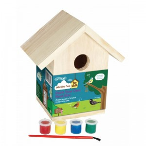 Gardman Paint Your Own Nest Box