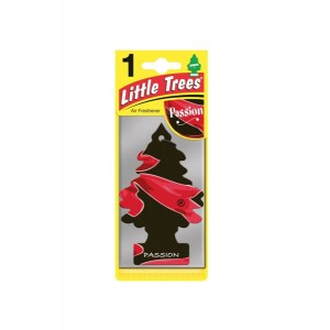 Little Trees Car Air Freshener - Passion