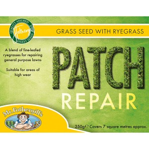 Mr Fothergill's Lawn Seed Patch Repair with Ryegrass 250g