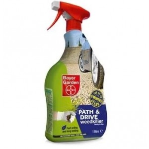 Bayer Garden Path, Patio & Drive Weedkiller 1L