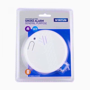 Status Photoelectric General Purpose Smoke Alarm