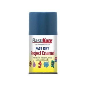 PlastiKote Spray Paint 100ml Harbour Blue Gloss