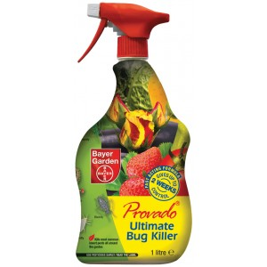 Bayer Garden Provado Ultimate Bug Killer 1L Ready To Use