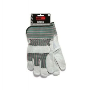 Blackrock Leather Split Rigger Gloves (L/XL)
