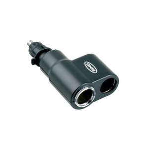 Ring 12V Twin Multisocket