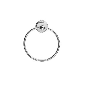 Croydex Westminster Towel Ring Chrome