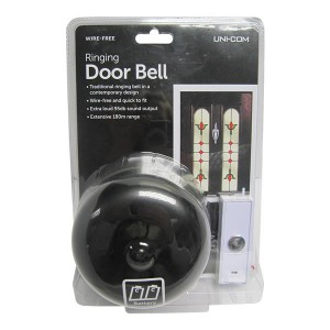 Uni-Com Ringing Door Chime