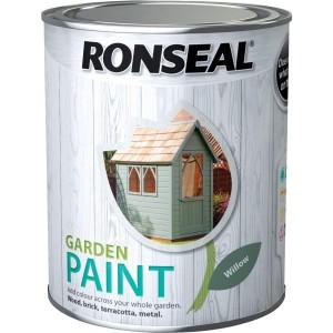 Ronseal Garden Paint 750ml Willow