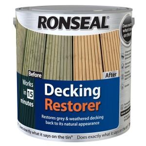 Ronseal Decking Restorer 2.5L