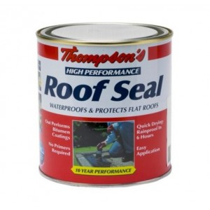 Thompson's High Performance Roof Sealant 1L Grey