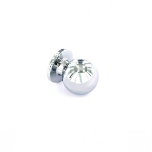Securit S3506 25mm Ball Knobs Chrome (2 Pack)