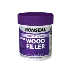 Ronseal Multi Purpose Wood Filler 250g Light