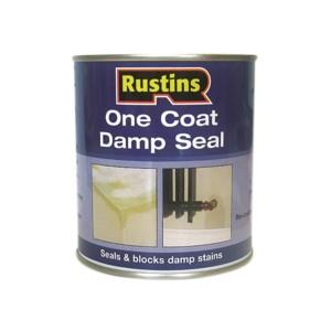 Rustins One Coat Damp Seal 250ml