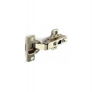 Securit S4422 Zinc Plated Concealed Hinges 35mm (Pair)