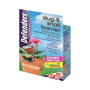 Defenders Slug & Snail Barrier Copper Tape