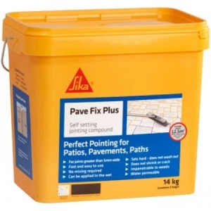 Sika Pave Fix Plus 14KG Grey