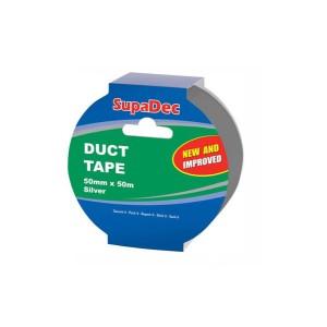 Supadec Duct Tape 48mm x 50m Silver