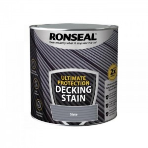 Ronseal Ultimate Protection Decking Stain 2.5L Slate