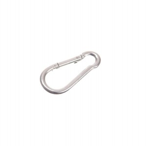 Securit S5685 Zinc Plated Snap Hook 6mm (2 Pack)