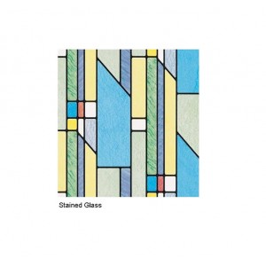 D-C-Fix Self Adhesive Film Stained Glass 45cm x 2m