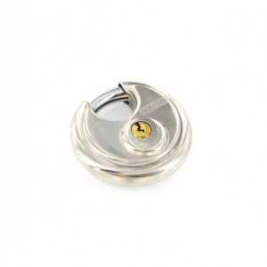 Securit S1110 Stainless Steel Discus Padlock 50mm