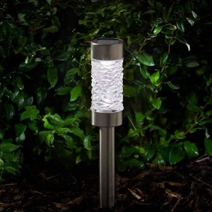Solar Powered Montana Stake Light (4 Pack)