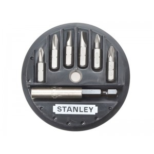 Stanley Bit Set (7 Piece)