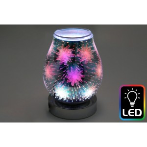 Starburst LED Oil Burner