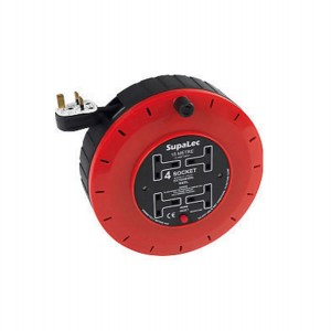 SupaLec 13 Amp Extension Reel 15m