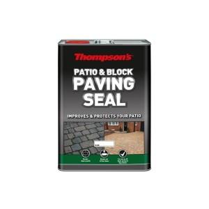 Thompsons Wet Look Patio & Block Paving Seal 5l
