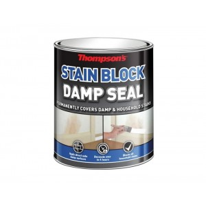 Thompsons Stain Block Damp Seal 750ml White