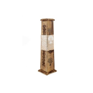 Tree Of Life Incense Wooden Tower