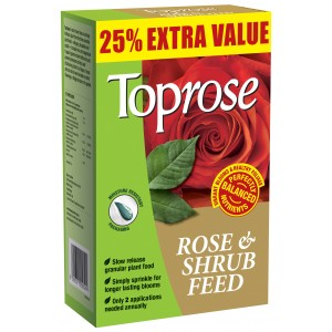 Toprose 1KG (+ 25% Extra)