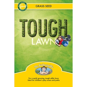 Mr Fothergill's Tough Lawn Grass Seed 500g