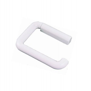 Chefaid Toiler Roll / Towel Holder White