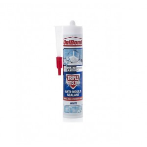 Unibond Triple Protection Anti-Mould Cartridge 291g White