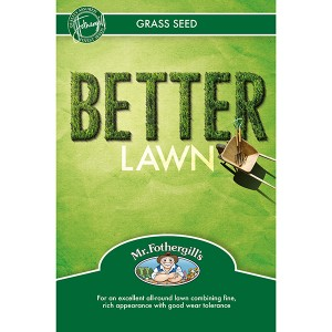 Mr Fothergill's Better Lawn Grass Seed 1.5KG