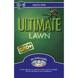 Mr Fothergill's Ultimate Lawn Grass Seed 500g