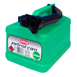Carplan Tetra Unleaded Petrol Can 5L