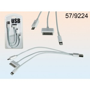 Triple Fitting USB
