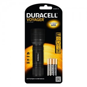 Duracell Voyager 1W LED Torch
